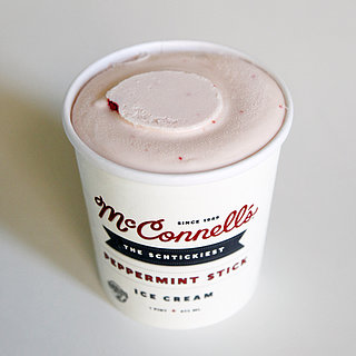 The Best Candy Cane Ice Cream