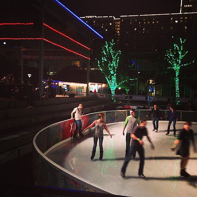 Go Ice Skating