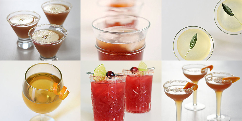 25 Showstopping Cocktails For Your Holiday Soiree