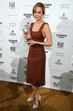 Brie Larson at the 2013 Gotham Independent Film Awards.