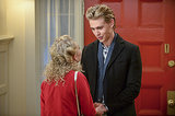 The Carrie Diaries Sebastian (Austin Butler) and Carrie share a moment.