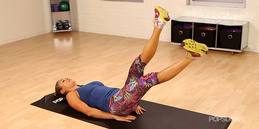 Slimmer, Stronger, Longer: 5-Minute Leg Workout