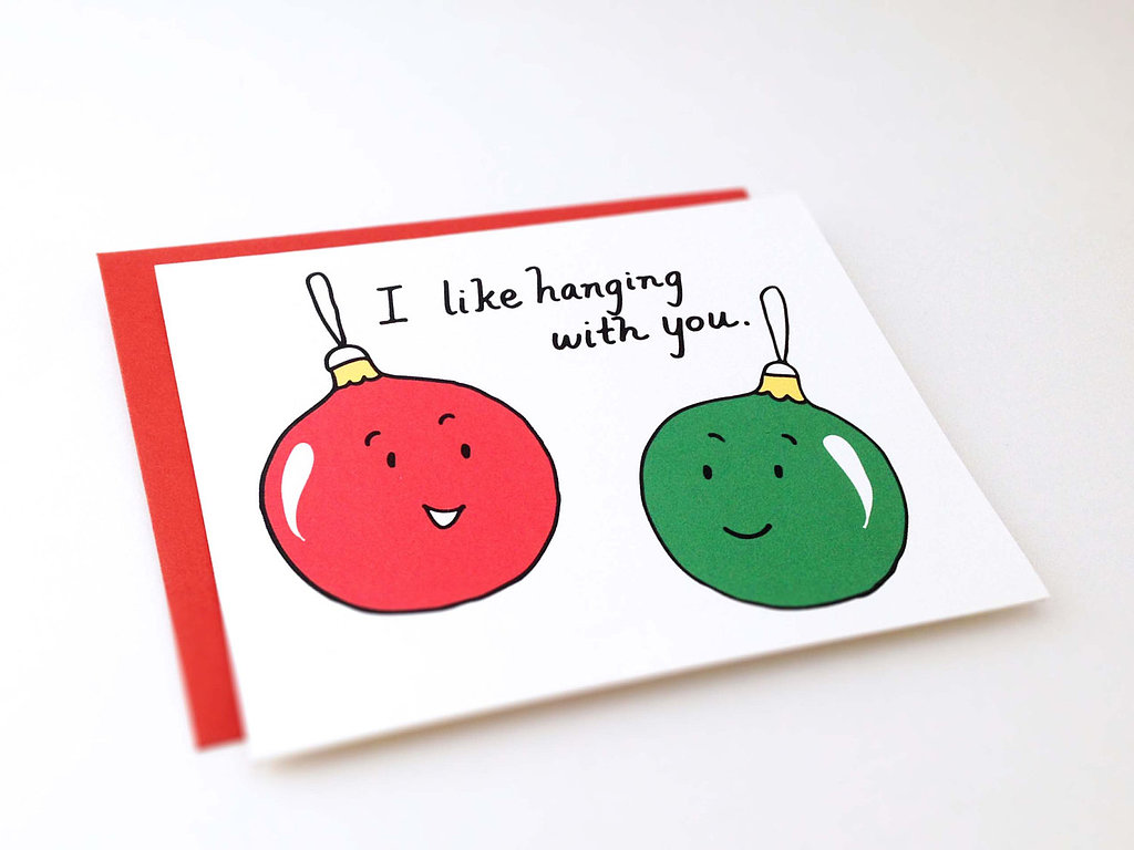 I like hanging with you ($4)