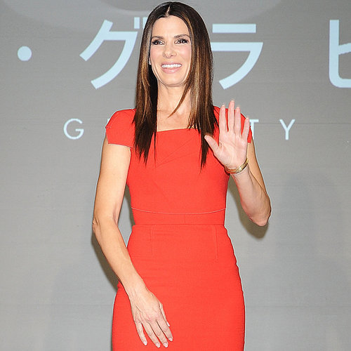 Sandra Bullock Gravity Red Carpet Style