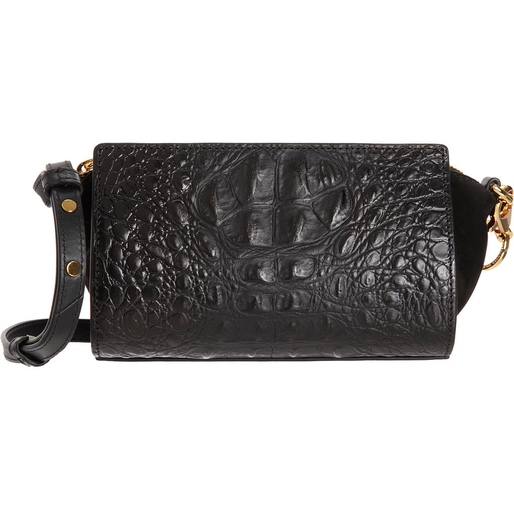 Alexander Wang Hornback Textured Pelican Sling Bag ($539, originally $895)