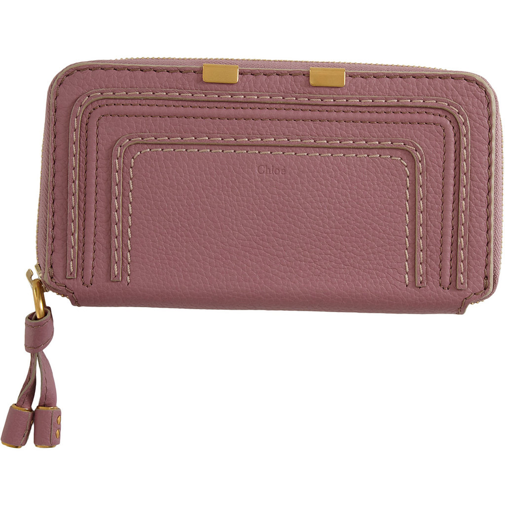 Chloé Marcie Long Zip Around Wallet ($299, originally $495)