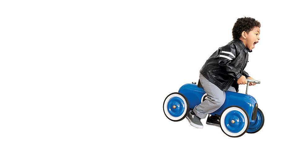 The Wheel Deal: 35 Toys For Transportation-Loving Tots!