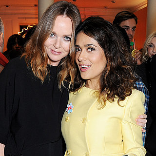 Salma Hayek at Stella McCartney's 2013 Christmas Party