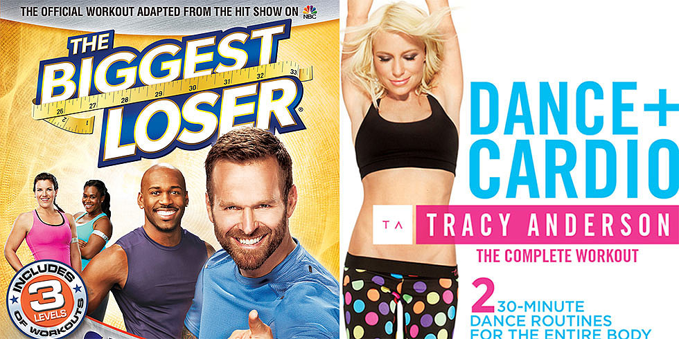 Our 5 Favorite Fitness DVDs From 2013