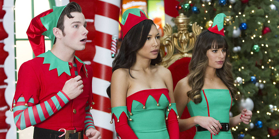 "Glee: The Highlights From ""Previously Unaired Christmas"""