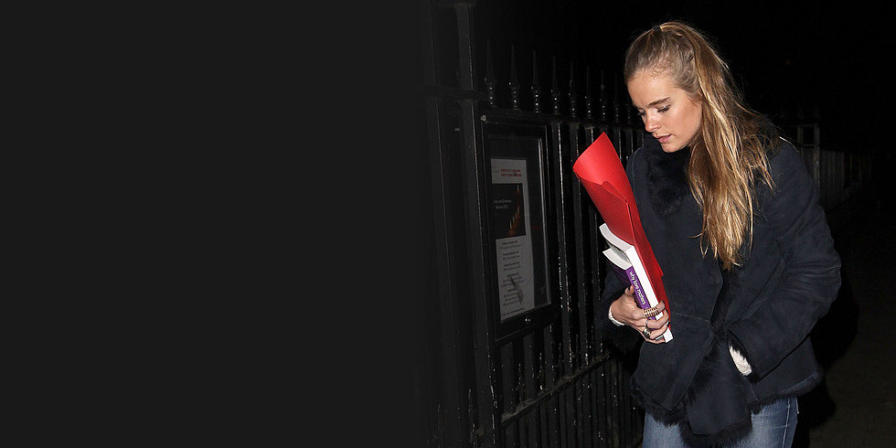 Cressida and Prince Harry's Ex Have a Night Out While He's Away