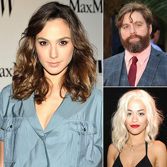 Big Casting News: A New Wonder Woman and Fresh Fifty Shades Faces
