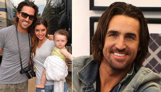 "Jake Owen Has the ""Greatest Gift"" Already: His Baby!"