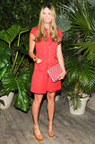 Elle Macpherson at the Louis Vuitton Miami dinner.