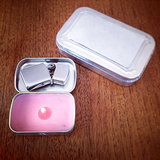 Mint Tin Travel Candle