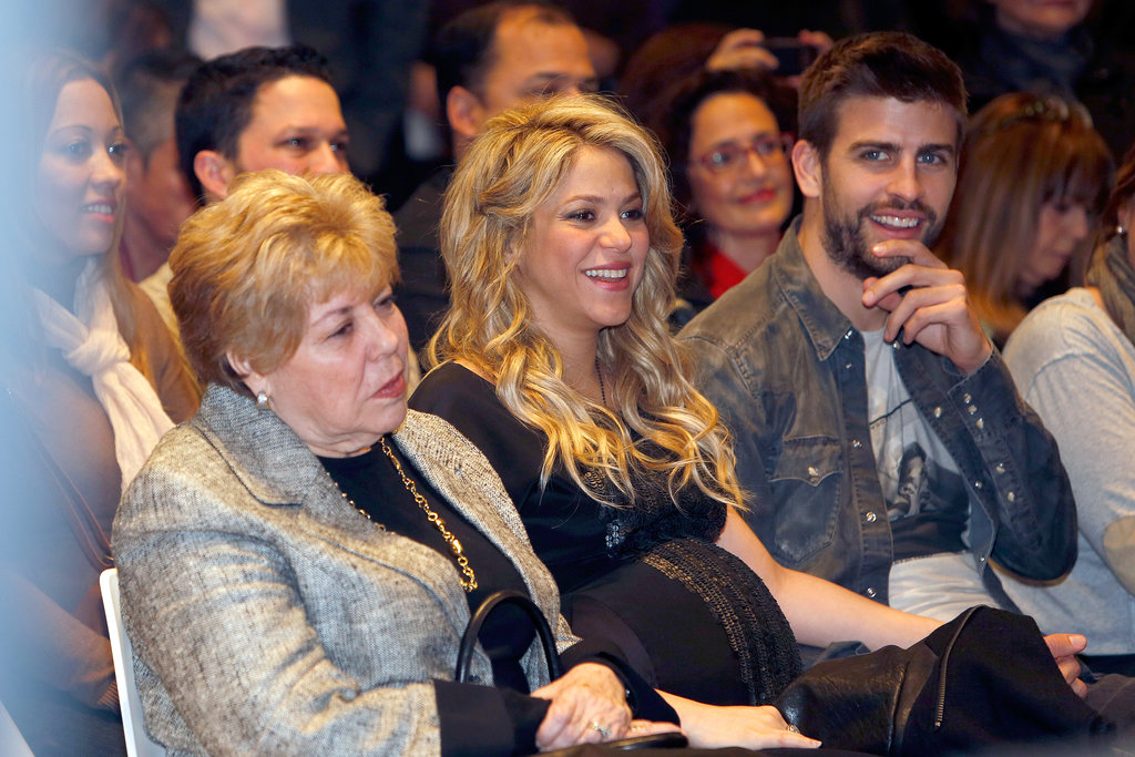 Shakira gave birth to a son, Milan Piqué Mebarak, on Jan. 22. She and Milan's dad, soccer player Gerard Piqué, have been dating for over three years.