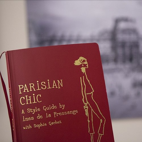Travelannestyle snapped a pic of Parisian Chic.