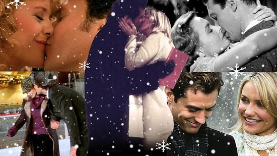 6 Hot Holiday Movie Makeouts to Cuddle Up With!