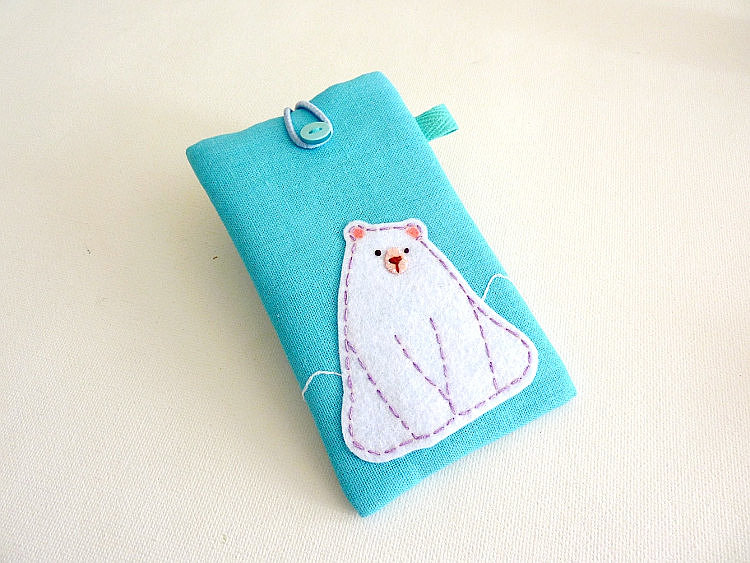 Polar Bear iPhone Cover