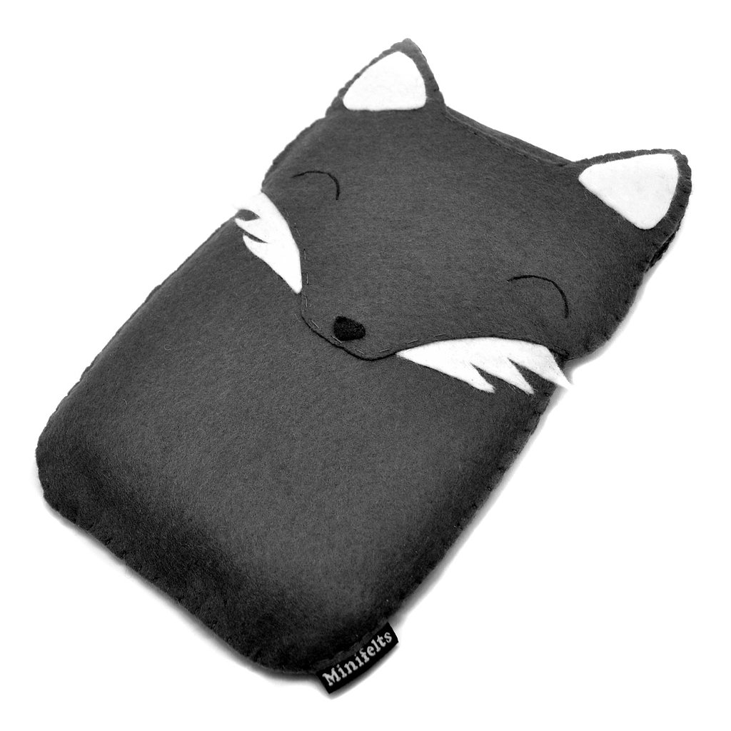 Felt Wolf Kindle Cover