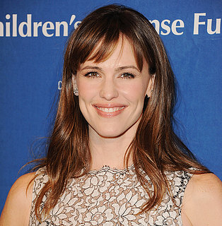 Jennifer Garner's Natural Makeup Look 2013