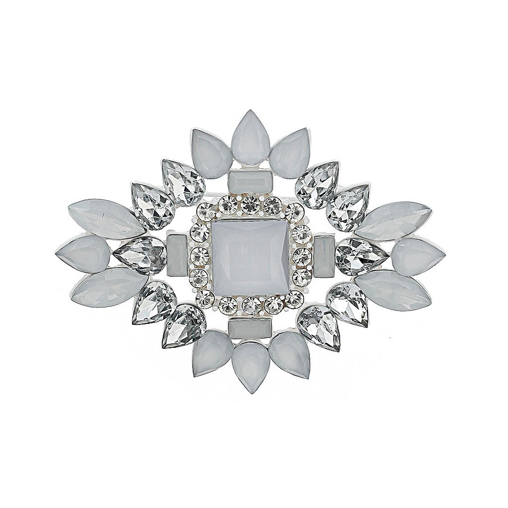 If you'd rather recall glamour from a bygone era, Topshop's brooch ($25) will be the perfect addition to any outfit, day or night.