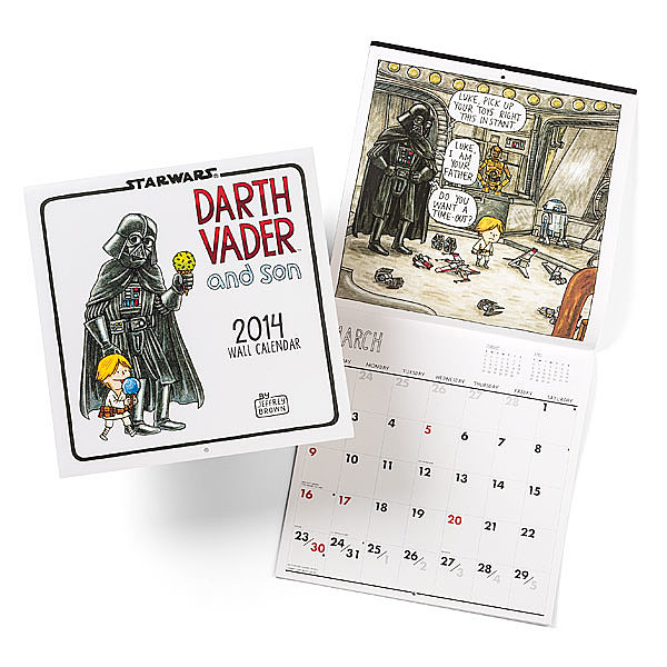 Darth Vader and Son Calendar