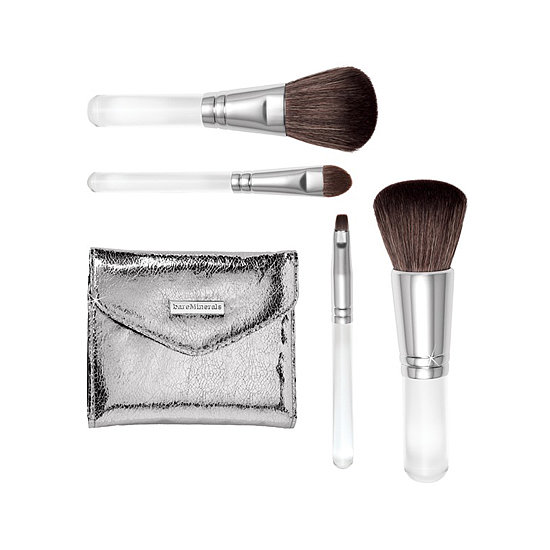 Ensure that your makeup is well kept, even on the go, with this Bare Minerals Mini Face Brush Kit ($25). The four-piece kit comes with all the essentials, so your loved one can achieve an enviable look for face and eyes.