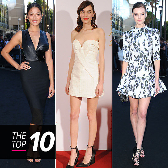 This Week's Best Dressed Celebrities