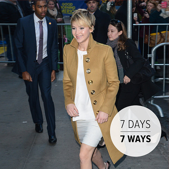 Wear the Same Coat 7 Days in a Row — and Never Get Bored!