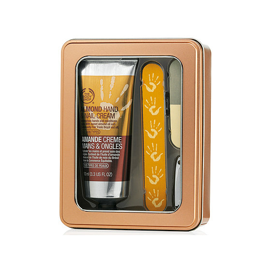 The Body Shop Almond Manicure Gift Set ($15, originally $22) includes a selection of the brand's hand care essentials. And the shea butter is sourced from a fair-trade organization in Ghana. This is one gift that keeps on giving.