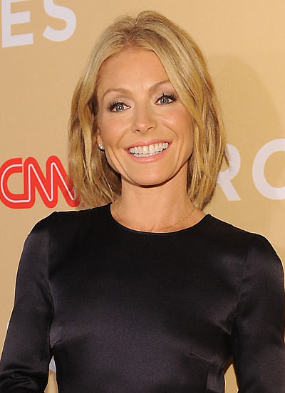 Kelly Ripa 2014 Short Hair Images & Pictures - Becuo
