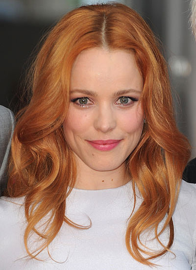 Rachel McAdams: Blonde to Red