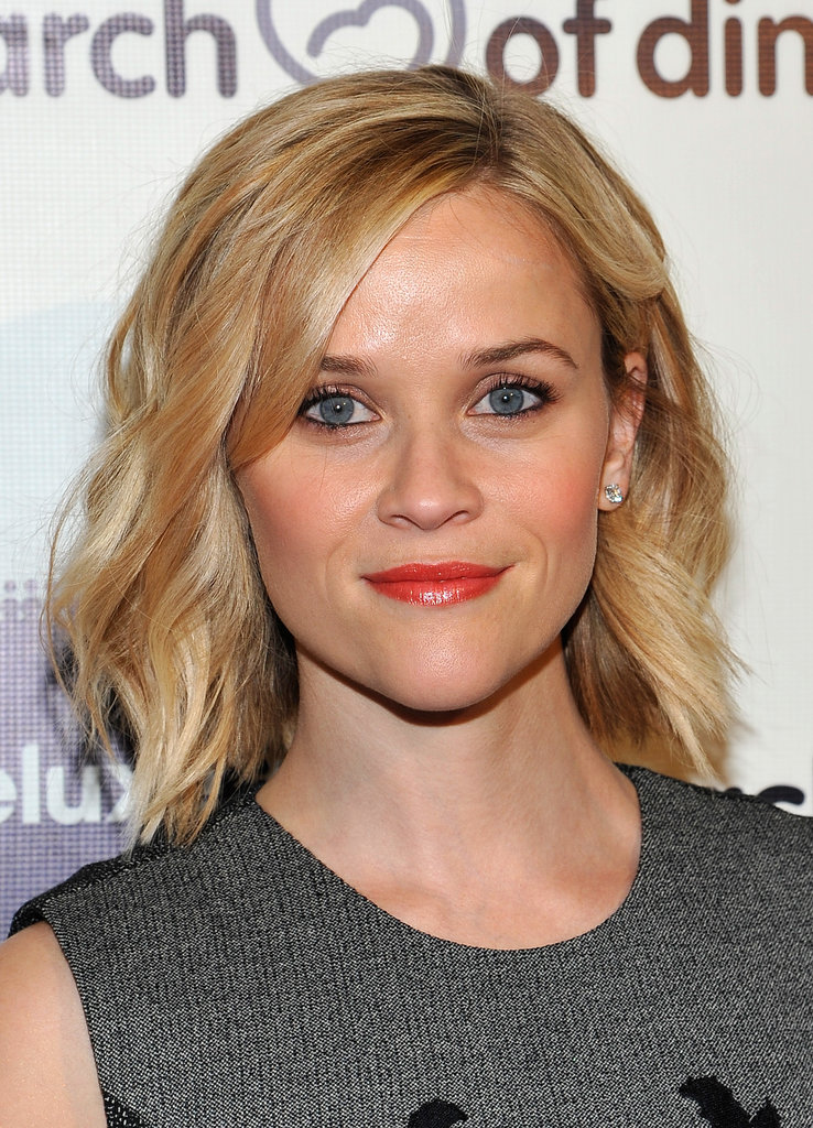 Reese Witherspoon stepped out for the luncheon.