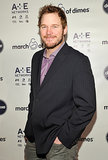 Chris Pratt attended the March of Dimes luncheon.