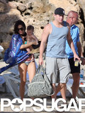 Channing Tatum and Jenna Dewan enjoyed time in Puerto Rico with their daughter, Everly Tatum.