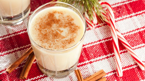 'Tis the Season For a Healthy Twist on Eggnog!