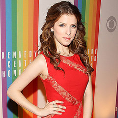 Anna Kendrick Red Dress