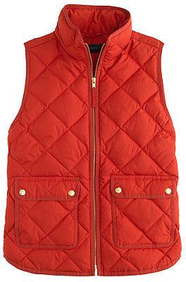 Excursion quilted vest