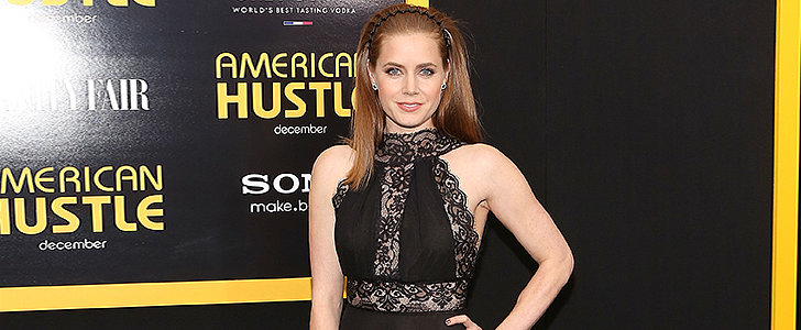 Amy Adams Hustled in 2 Lace Looks This Weekend