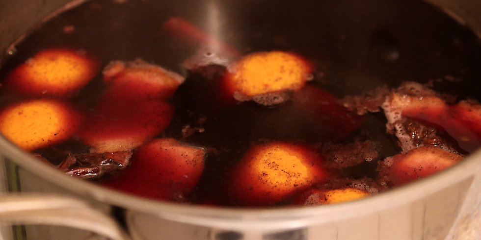 Mulled Wine Needs This Secret Ingredient
