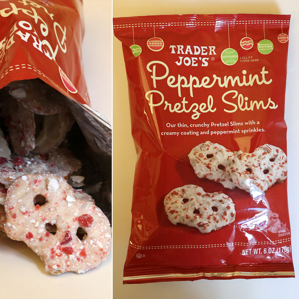 Trader Joe's Peppermint Pretzel Slims