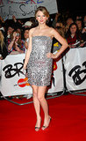 Taylor's 2009 Brit Awards ensemble had us dreaming of disco days.