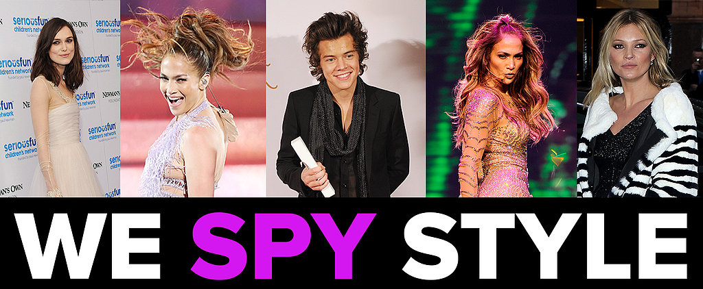 We Spy: Is Harry Styles a Fashion Icon?