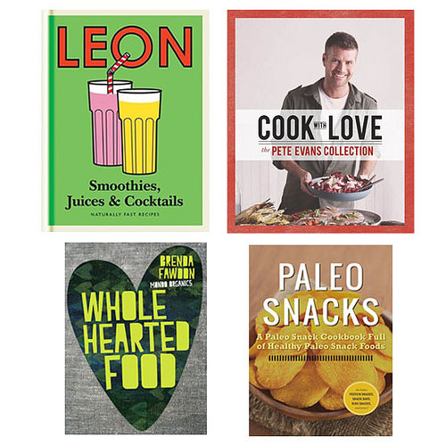 Healthy Cookbooks For Party Food and Entertaining