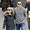 Reese Witherspoon Shopping in Paris