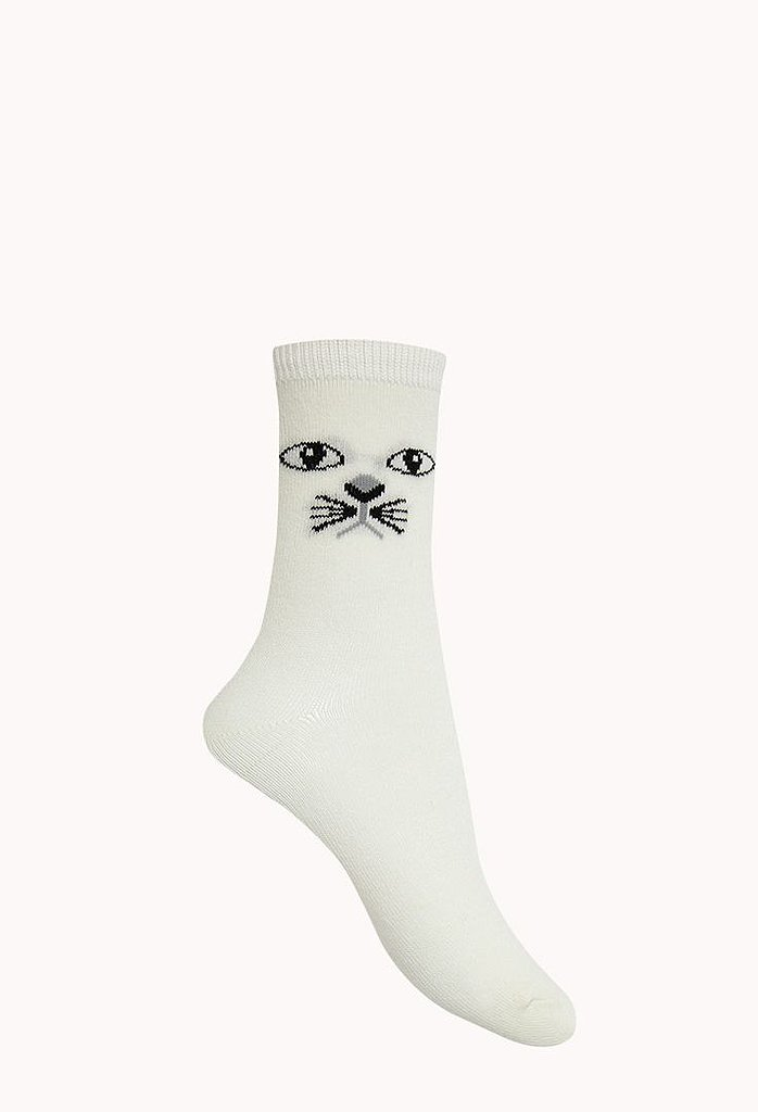 Cat Attack Socks ($3)