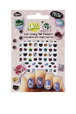 Cat Nail Stickers ($6)