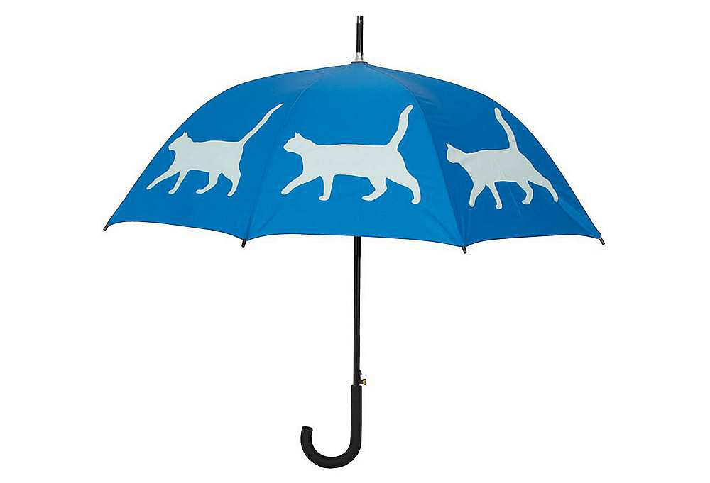 When It rains, It Paws Umbrella ($24, originally $40)
