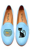 Fishbowl Del Toro Cat And Loafer ($340)